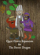 The Forest Dragon Quest Givers Expansion