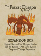 The Forest Dragon Expansion Box