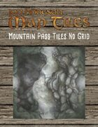 Jon Hodgson Map Tiles - Mountain Pass Tiles No Grid