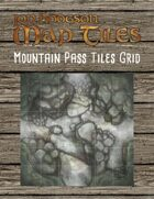 Jon Hodgson Map Tiles - Mountain Pass Tiles with Grid