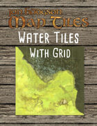 Water Tiles With Grid