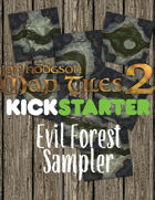 Evil Forest Digital Tiles Sampler