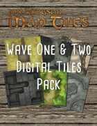 Jon Hodgson Map Tiles Wave One & Wave Two Digital Pack