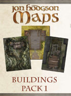 Jon Hodgson Maps - Buildings Pack 1