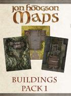 Jon Hodgson Maps - Buildings Pack 1