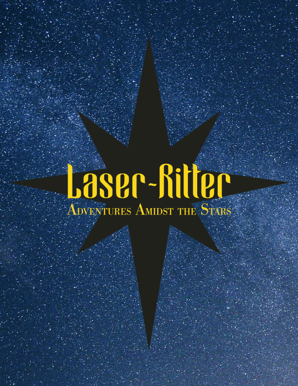 Laser-Ritter: Ashcan Edition