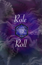 Role Vs Roll (Full Colour Print and Play)