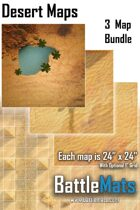 Desert Maps [BUNDLE]