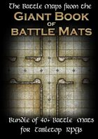 The Giant Book of Battle Mats Map Bundle [BUNDLE]