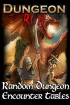 Dungeon Run - Random Dungeon Encounters