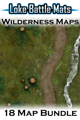 Wilderness Maps Bundle [BUNDLE]