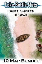 Ships, Shores & Seas [BUNDLE]