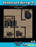 50+ Fantasy RPG Maps 1: (9 of 94) Stalwart Keep 4