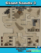 50+ Fantasy RPG Maps 1: (13 of 94) Giant Sands 3