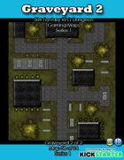 50+ Fantasy RPG Maps 1: (58 of 95) Graveyard 2