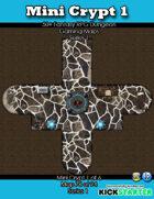 50+ Fantasy RPG Maps 1: (76 of 95) Mini Crypt 1