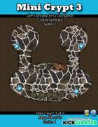 50+ Fantasy RPG Maps 1: (78 of 95) Mini Crypt 3