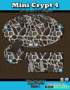 50+ Fantasy RPG Maps 1: (79 of 95) Mini Crypt 4