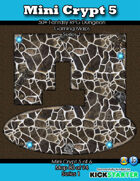 50+ Fantasy RPG Maps 1: (80 of 95) Mini Crypt 5