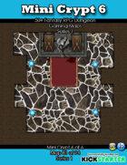 50+ Fantasy RPG Maps 1: (81 of 95) Mini Crypt 6