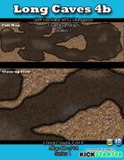 50+ Fantasy RPG Maps 1: (88 of 95) Long Caves 4b