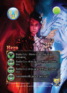 Epic Hero and Villain Feat Cards 2 Original Art Set [BUNDLE]