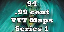 94 .99 cent VTT Maps Series 1