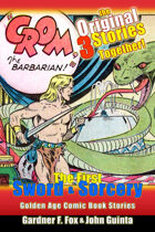 Crom the Barbarian