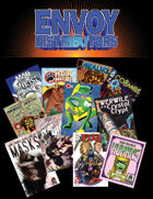 Envoy Catalog, April 2017