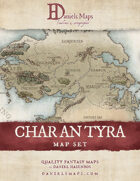 Char an Tyra - World Map Set