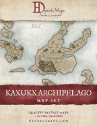 Kuxukc Archipelago Map Set