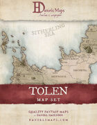 Tolen - World Map Set
