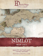 Nimlot - World Map Set