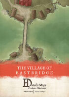 Town Map 01 - The Village of Eastbridge