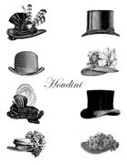 Houdini: A Game of Magical Hats and Hatical Magics