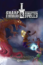 Sharp Swords & Sinister Spells - PWYW PDF