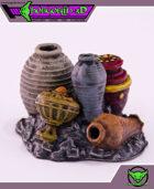 HG3D Storage Urns