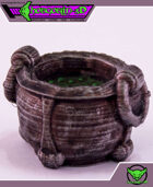 HG3D Household Cauldron