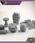 HG3D Dungeon Bundle Pack