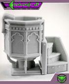 HG3D Worship Pulpit