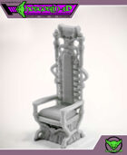 HG3D Worship Comfy Chair