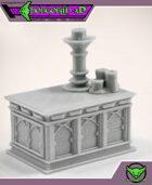 HG3D Worship Altar