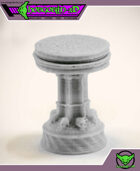 HG3D Dungeon Item Pedestal