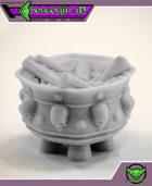 HG3D Dungeon Brazier