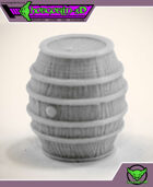 HG3D Dungeon Barrel