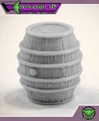 HG3D Dungeon Barrel