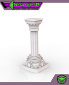 HG3D Dungeon Pillar