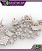 HG3D Mega Prop Pack (2016)