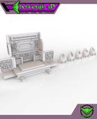 HG3D Adventurers Portable Altar