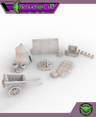 HG3D Adventurers 'Long Rest' Pack
